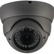 Dome Cameras (Varifocal Lens)